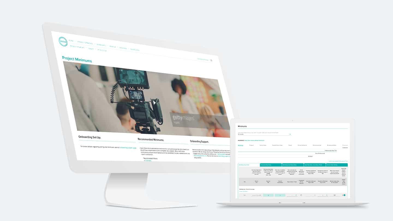 tepia co case study lenzera reservations app vendor portal