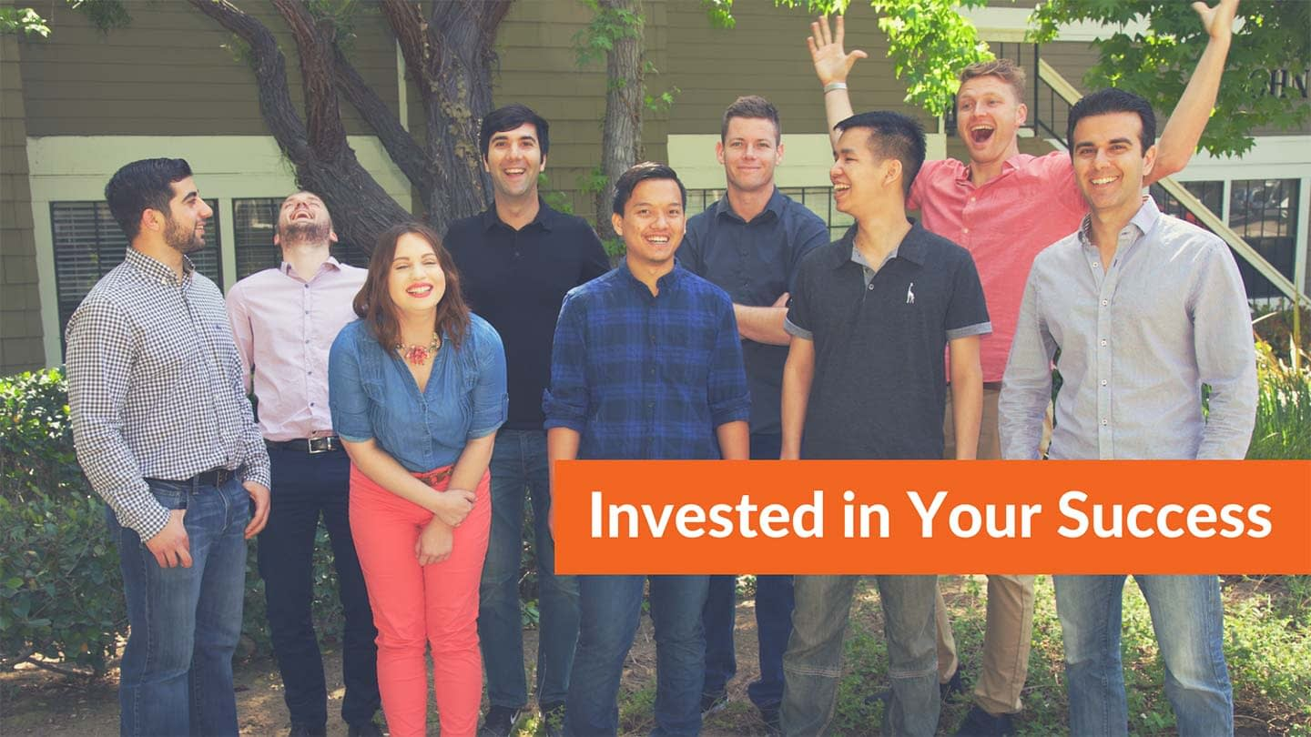 tepia co team invested in your success
